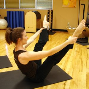 Pilates for Intermediates