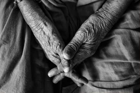 The Beauty of Old Age by Vinoth Chandar @Flickr